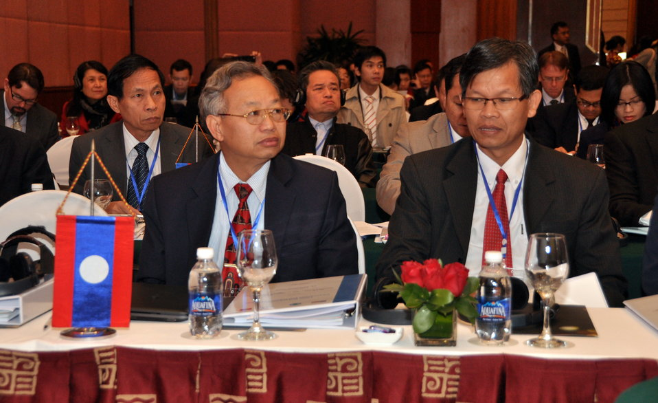 Delegates to the LMI Infrastructure Best Practices Exchange