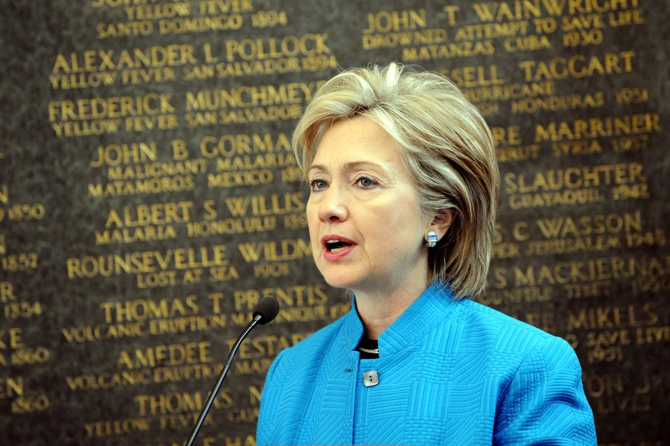 Secretary Clinton on Foreign Affairs Day