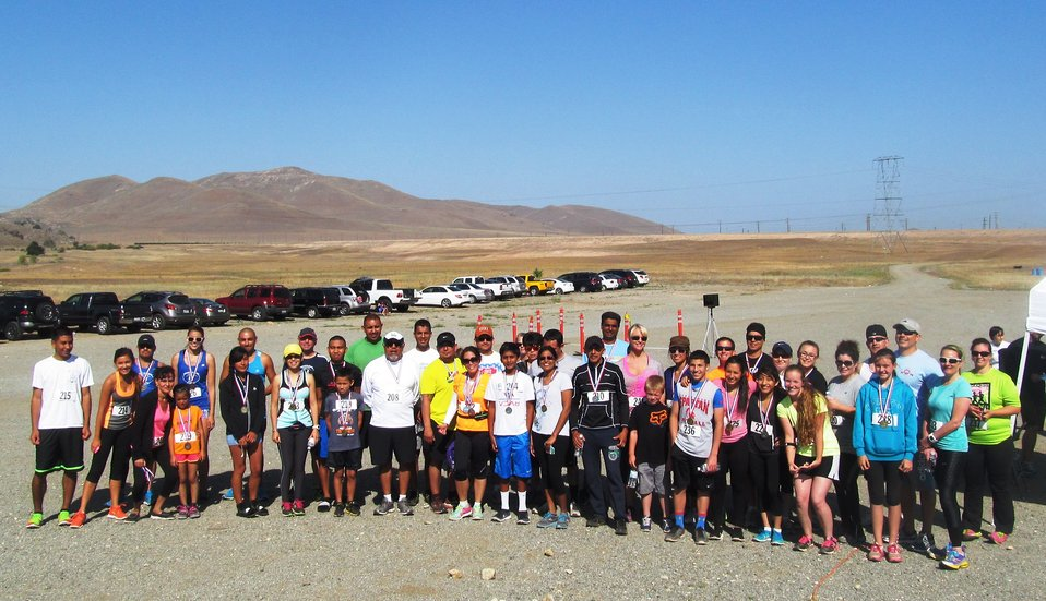 Success Lake hosts first-ever 5K trail run