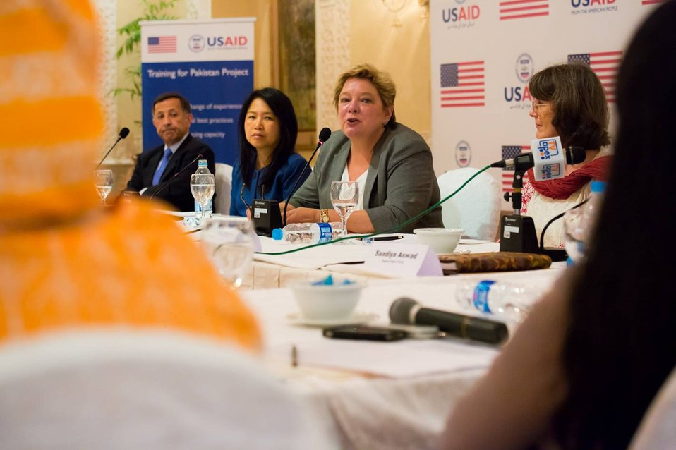 US-funded Study Tour Offers New Ideas for Addressing Gender-Based Violence