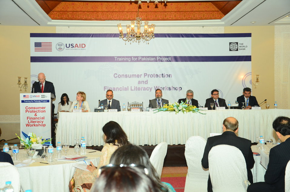 USAID supported Consumer Protection and Financial Literacy (CPFL) study to build public confidence in financial institutions; encourage savings and long-term investments.
