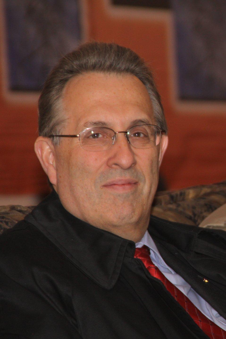 U.S. Ambassador E. Anthony Wayne