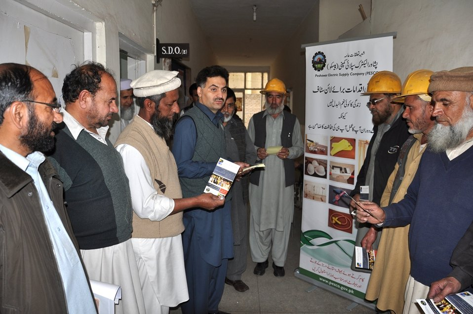 USAID helps power distribution companies to reach out consumers