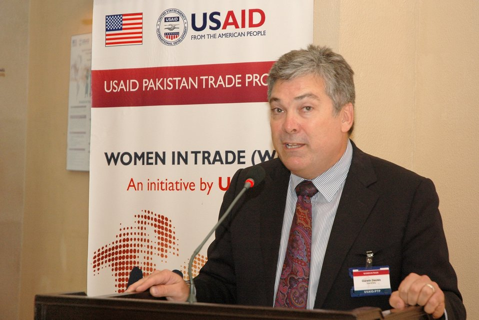 Launch of USAID's Women in Trade Initiative
