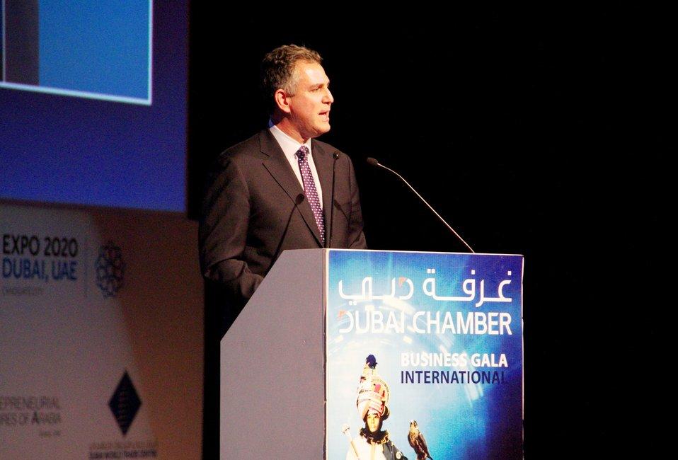 Under Secretary Sanchez Delivers Remarks at the Global Entrepreneurship Summit Gala Dinner