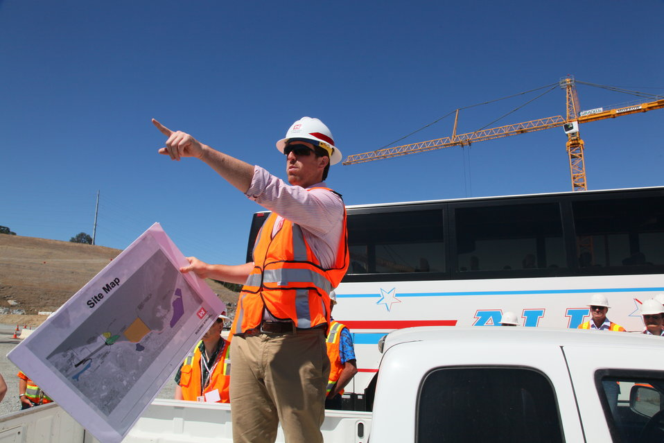 Industry Day for Phase IV of the Folsom Joint Federal Project