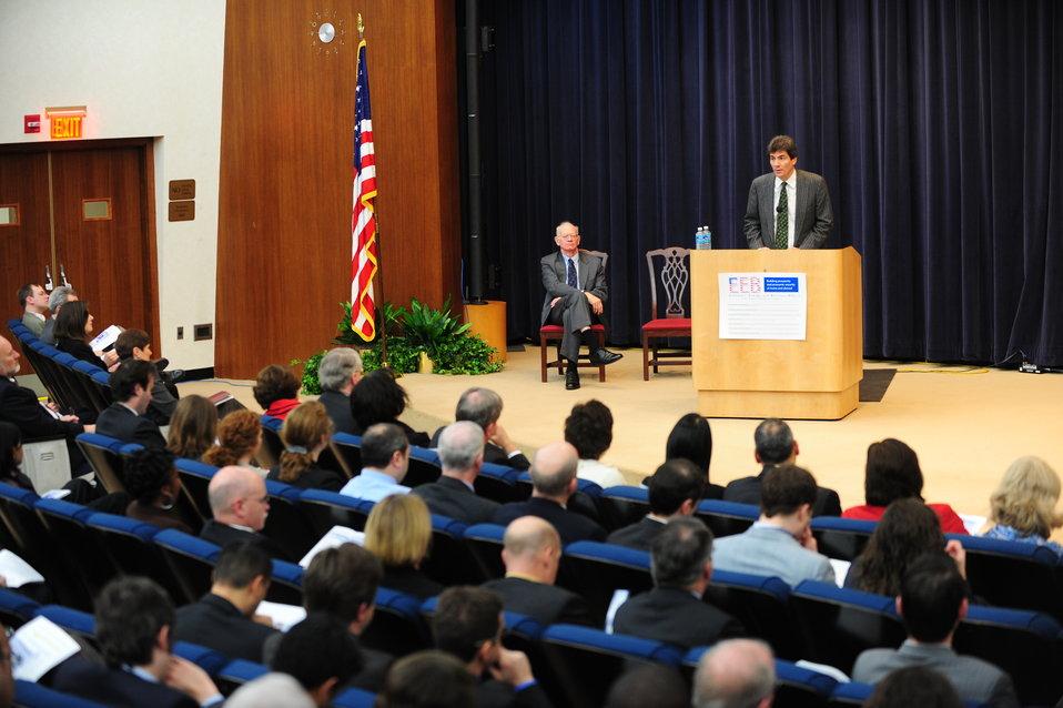 DSC Assistant Secretary Fernandez Delivers Remarks at the Economic Leadership Day Ceremony