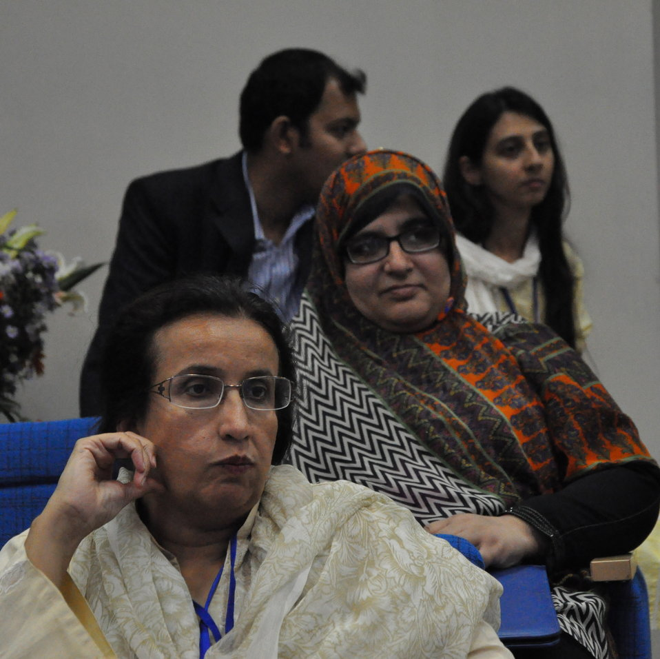 Participants at the conference