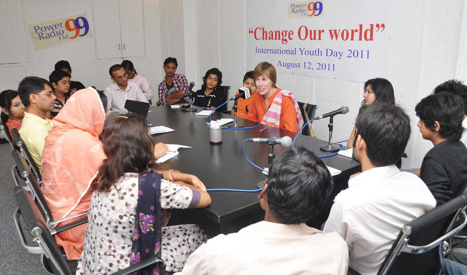International Youth Day 2011