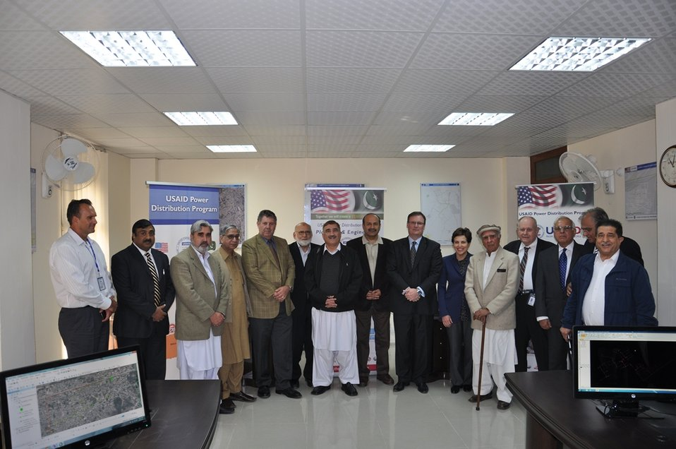 USAID Providing State-of-the-Art Planning and Engineering Equipment to PESCO