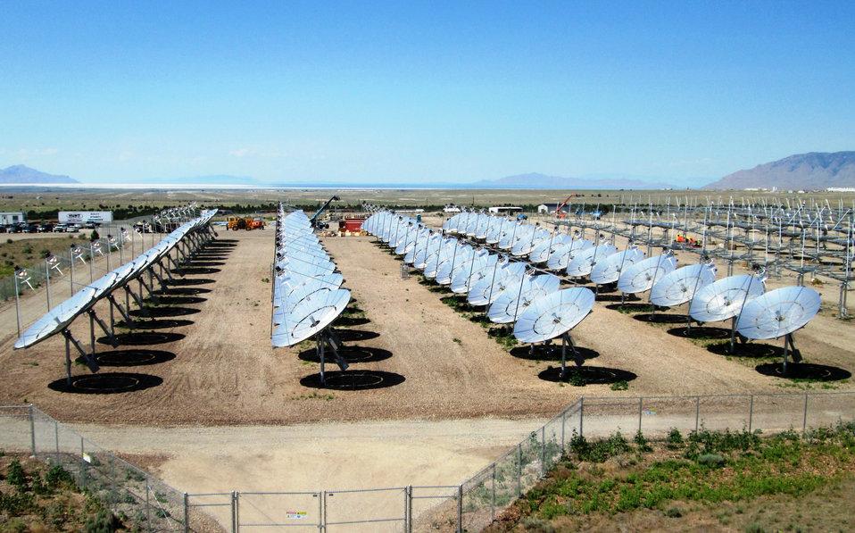 Solar farm continues to grow