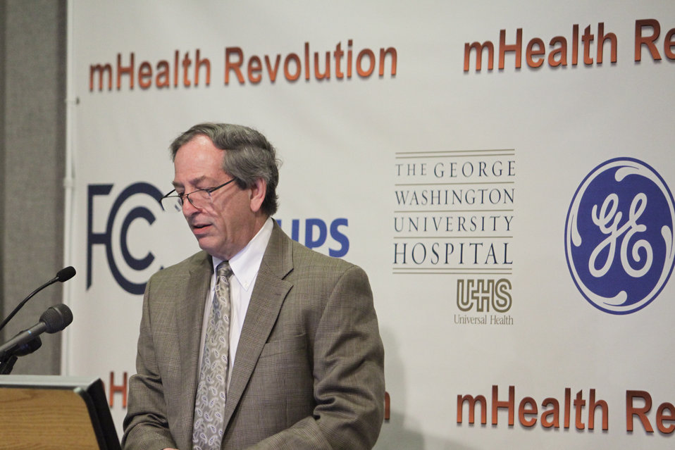 Richard J. Katz, MD Speaks at GW University Hospital About MBANs