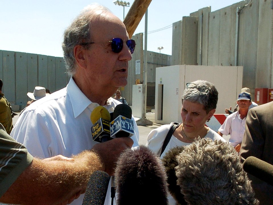 Special Envoy Mitchell Responds to Questions from Reporters