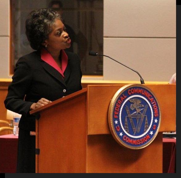 Commissioner Mignon Clyburn, FCC