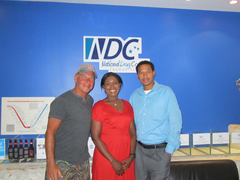 NIDA and NDFW in the Cayman Islands
