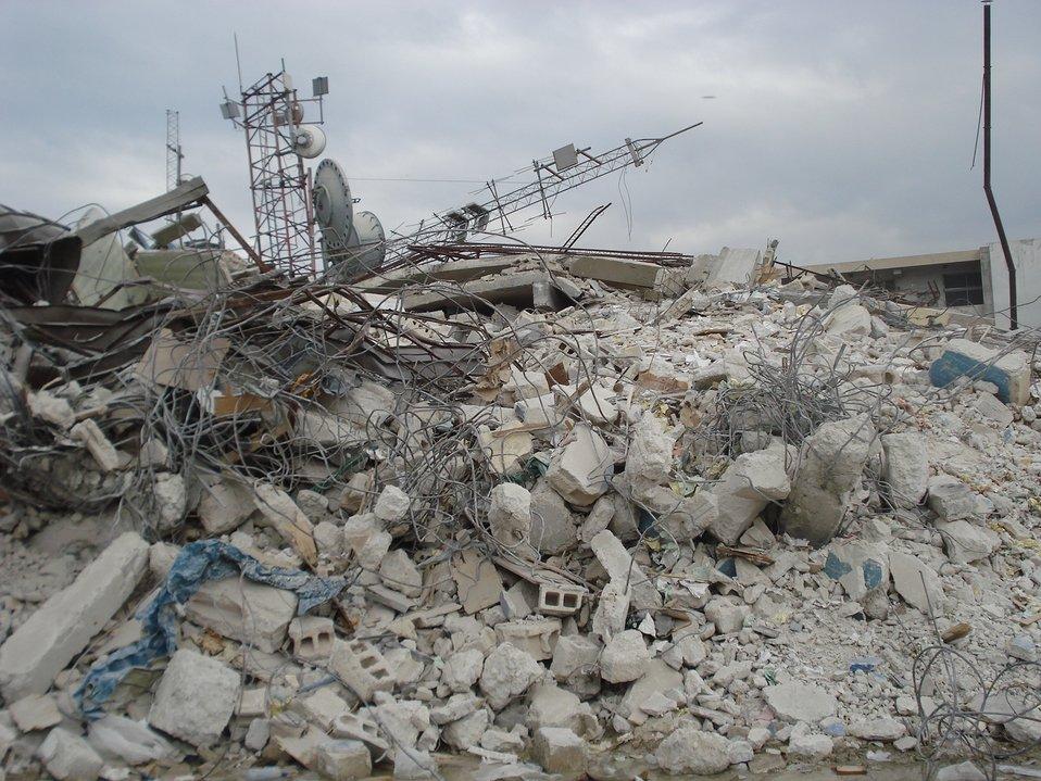 Teleco Building (Haiti Earthquake - 2010)