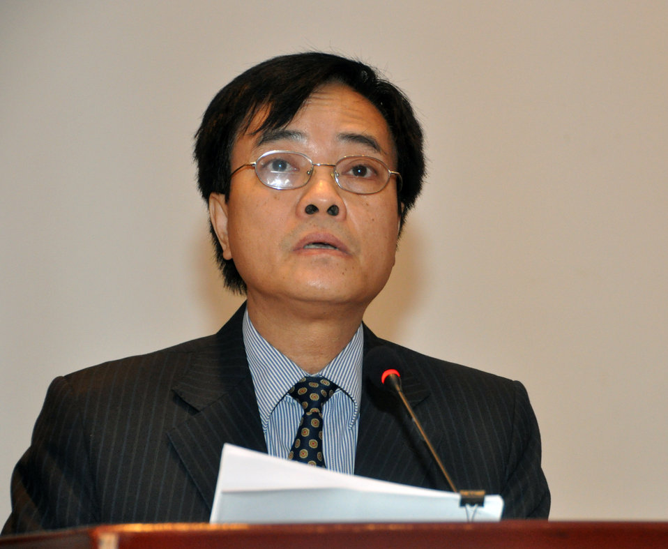 Mr. Nguyen Phong, Director of Social and Environmental Statistics, Government Statistics Office