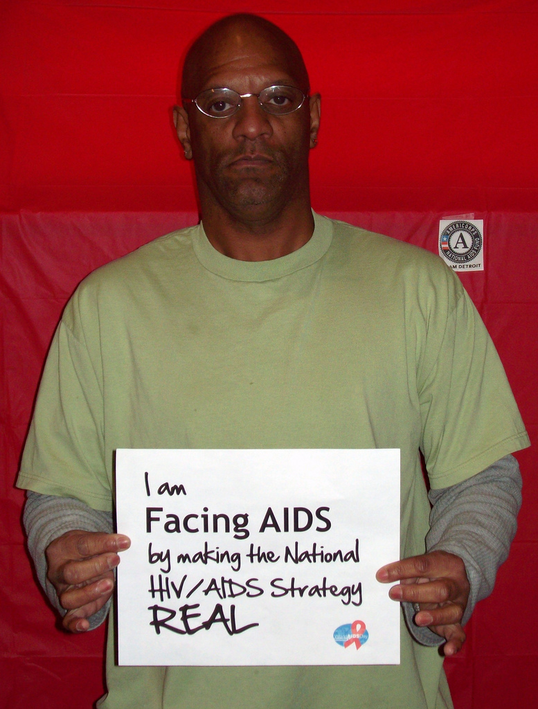 I am Facing AIDS through NHAS-16