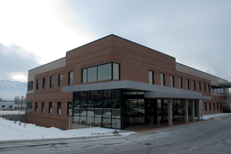 Salt Lake City Veterans Affairs Outpatient Mental Health Clinic