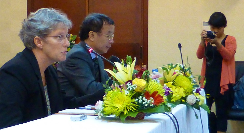 Press Conference at the 7th Joint Advisory Committee Meeting in Hanoi