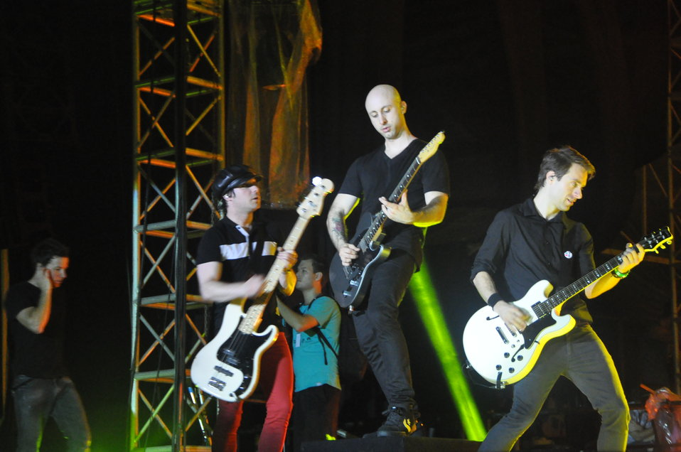 USAID co-sponors MTV EXIT concert in Hanoi against human trafficking