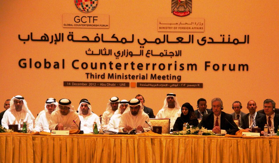 Deputy Secretary Burns Participates in the Global Counterterrorism Forum