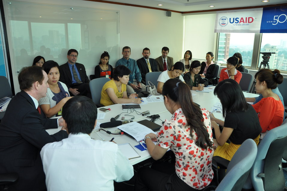 USAID Vietnam Open House, November 3, 2011