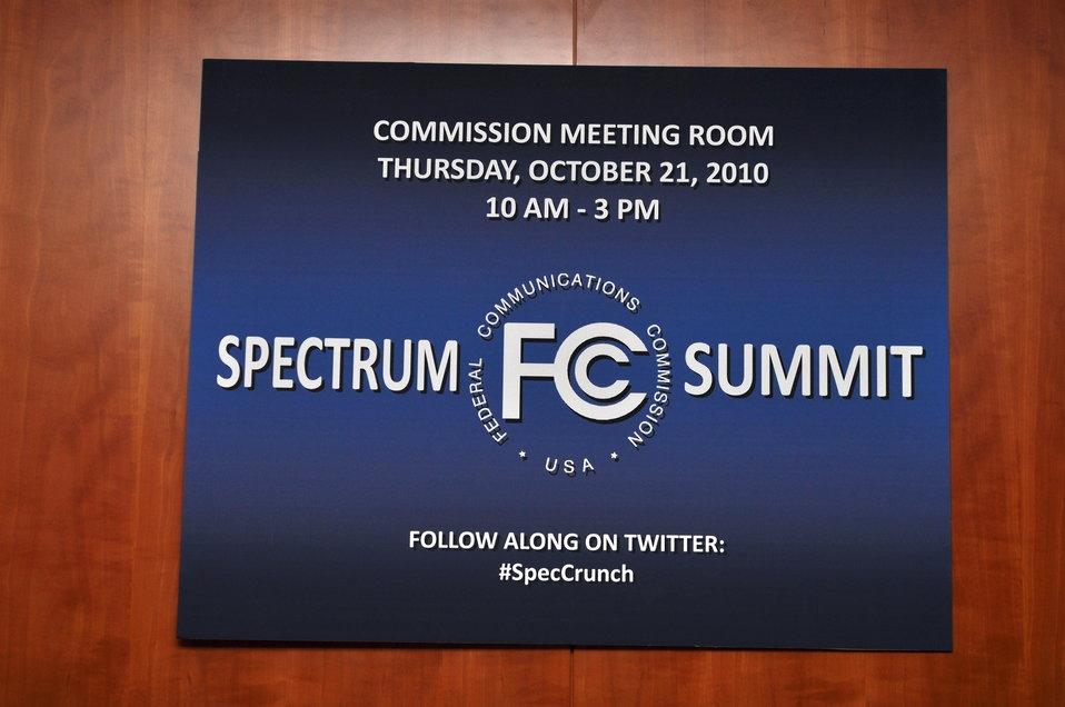 Spectrum Summit