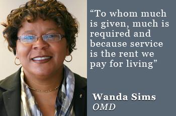 Wanda Sims