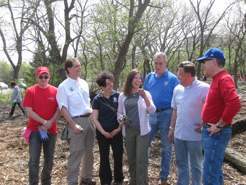 Chicago Burnham Wildlife Corridor Partners