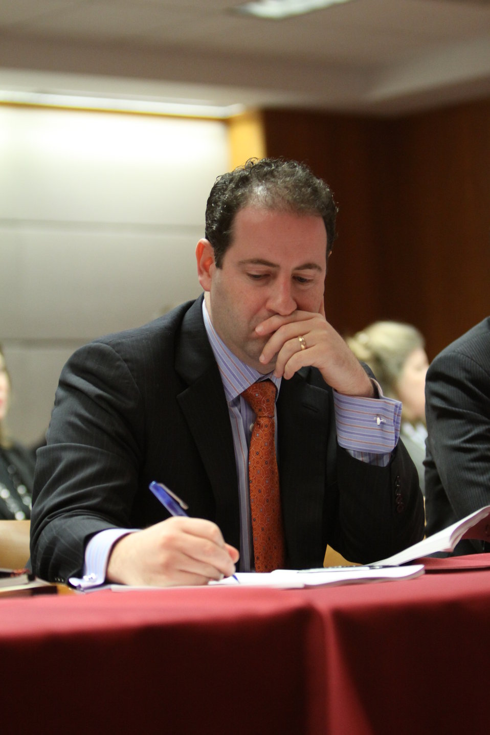 Rick Kaplan, Chief Counsel and Senior Legal Advisor to the Chairman