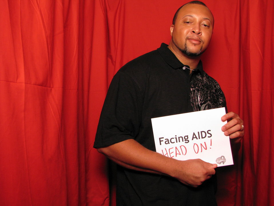 FACING AIDS HEAD ON!