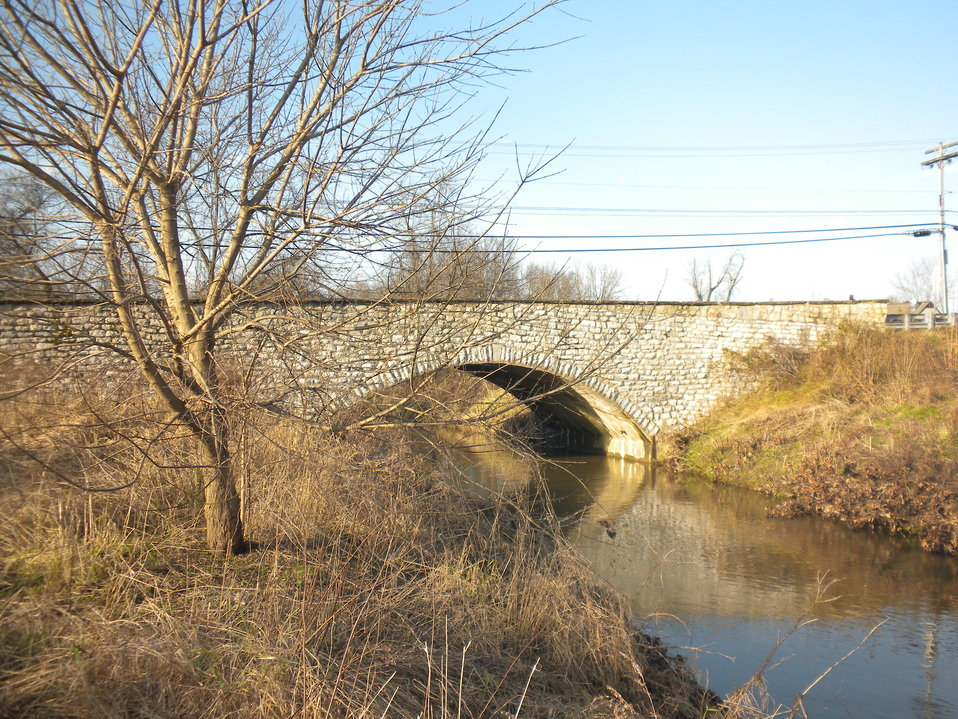 Bridge number 148 in Chester County, PA Built 1911 on NRHP.