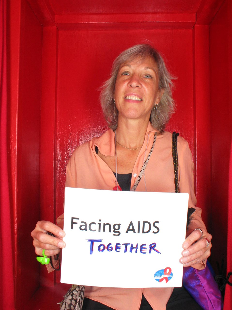 Facing AIDS together