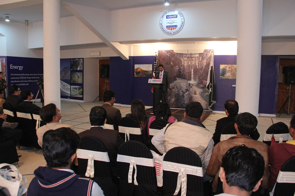 The exhibition at the Multan Arts Council is open to the public, free of charge, and runs through February 28, 2013.