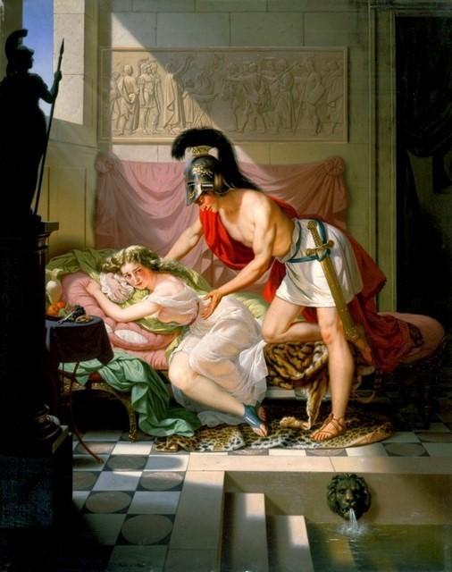 Charles Christian Nahl 1871, The Rape Of The Sabines - The Captivity.jpg