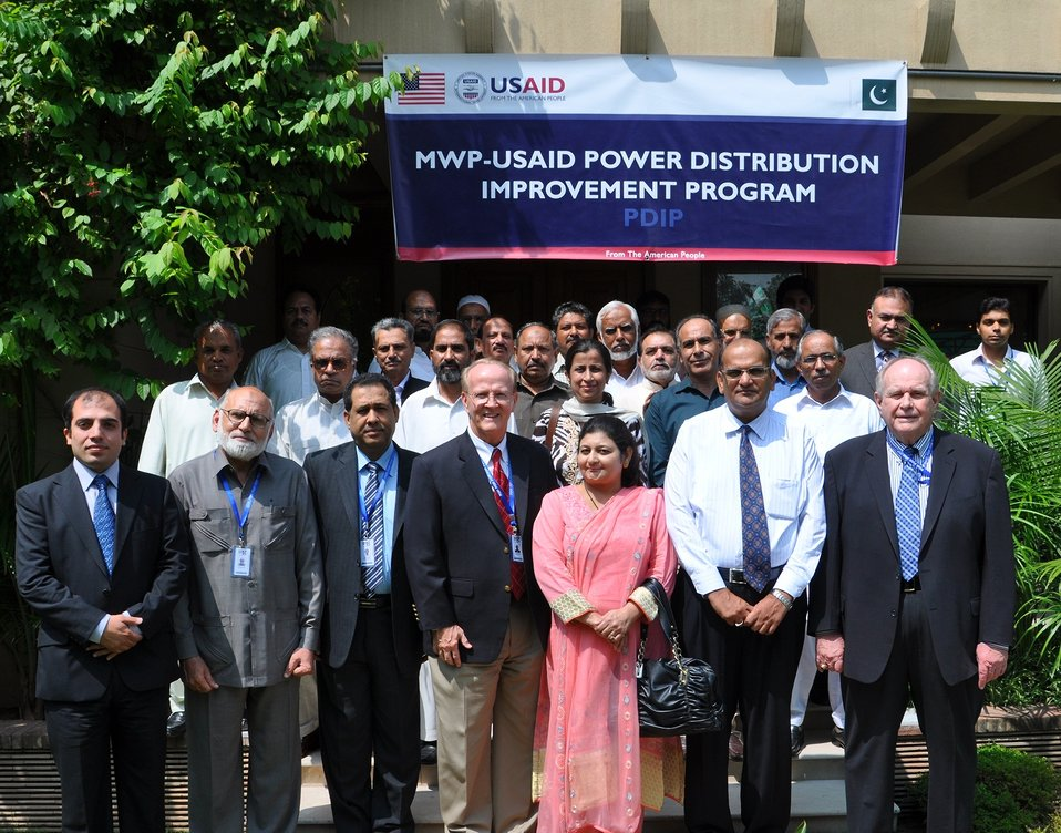 9 Sept, 2011 Introduction of Internal Audit Manual  for Power Distribution Companies (DISCOs) Group Photo