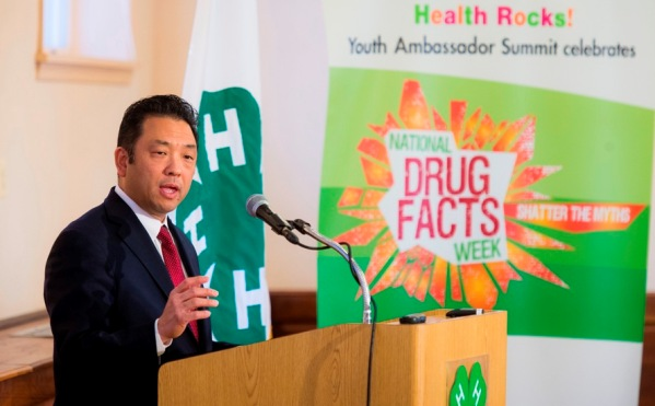 National 4-H Council Celebrates National Drug Facts Week, Launches New Healthy Living App