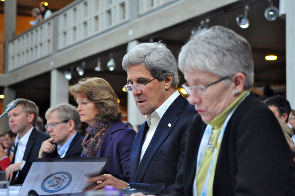 Secretary Kerry Attends the Arctic Council Ministerial Session