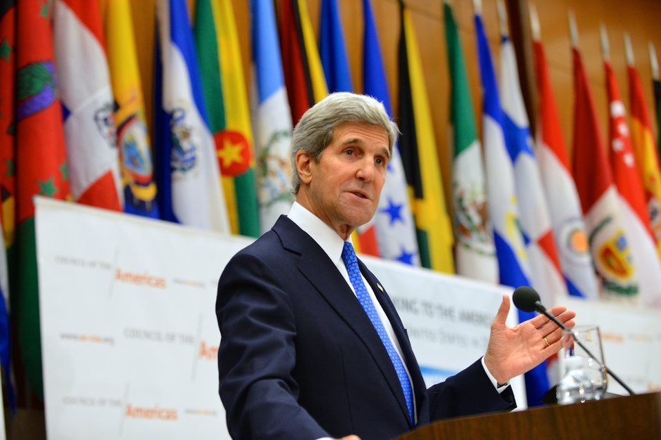 Secretary Kerry Addresses Council of the Americas' 44th Annual Conference on the Americas