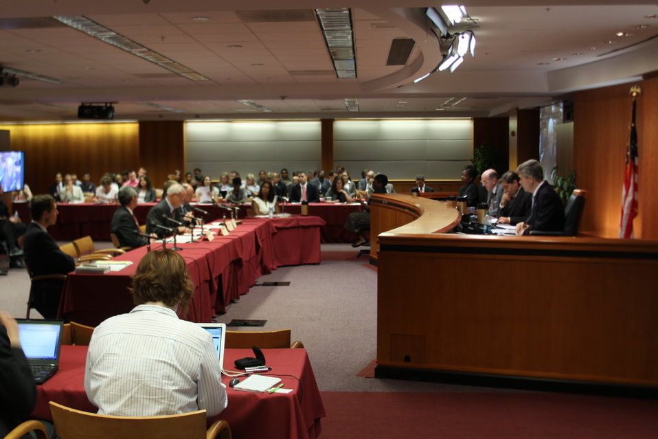 7/12/2011 Open Commission Meeting