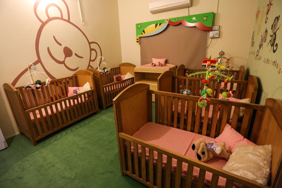 The United States Supports a Day Care Center at MEPCO