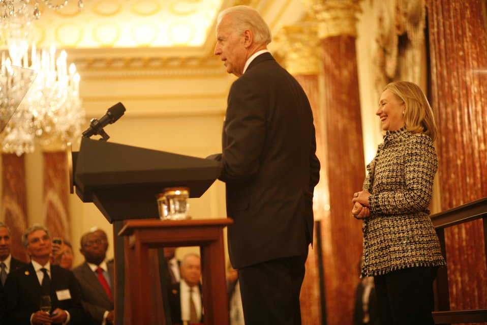 Vice President Biden Delivers Remarks