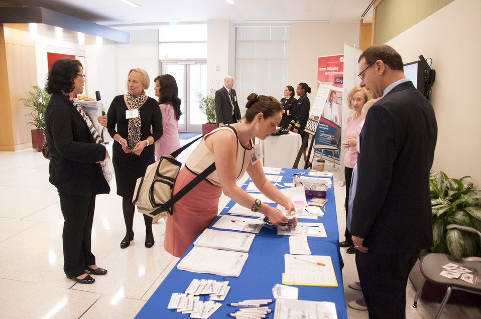 FDA's 2014 Health Professional Organizations Conference (1004)