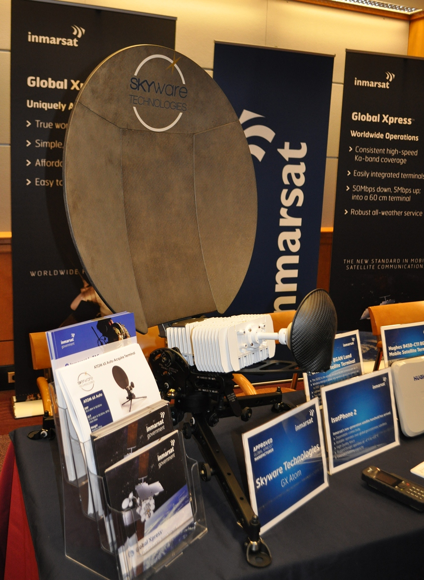 5.14.2014 Satellite Technology Demonstration