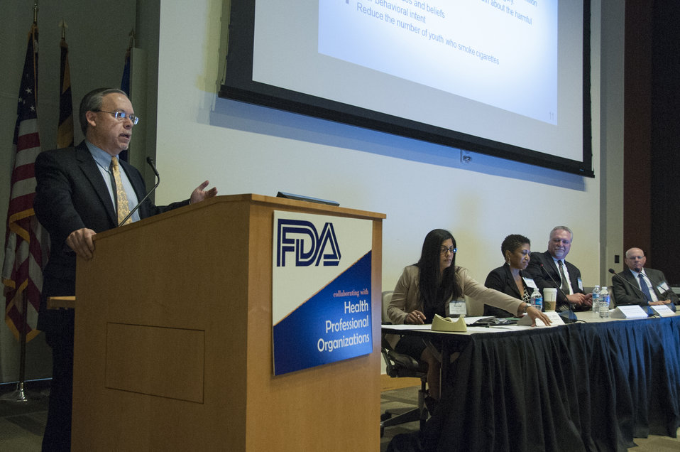 FDA's 2014 Health Professional Organizations Conference (1111)