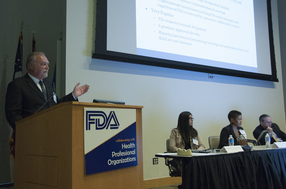 FDA's 2014 Health Professional Organizations Conference (1095)