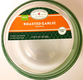 RECALLED – Hummus and dip products