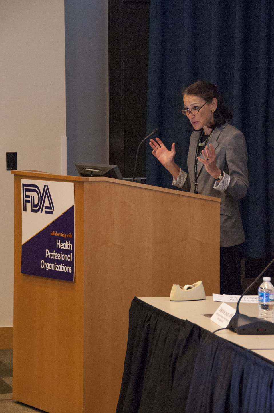FDA's 2014 Health Professional Organizations Conference (1034)