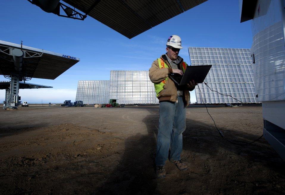 Testing Photovoltaics